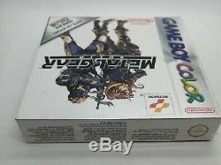 Metal Gear Solid for Nintendo Game Boy Color PAL BOXED BRAND NEW SEALED
