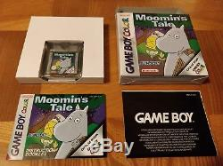 Moomins Tale Game Boy Color