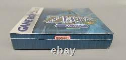 NEU Zelda Oracle Of Ages (GameBoy Color, 2001) FACTORY SEALED VGA READY NEW