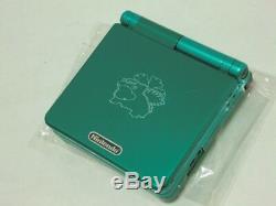 NINTENDO GAME BOY Advance SP Console POKEMON Center Venusaur Limited Color