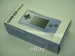 NINTENDO GAME BOY Advance SP Micro Condole System BLUE Color