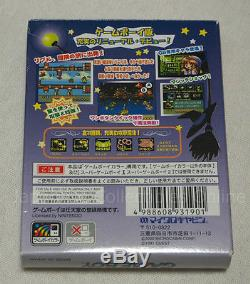 NINTENDO GAMEBOY COLOR MAGICAL CHASE GB withbox & manual JAPAN MICRO CABIN rare