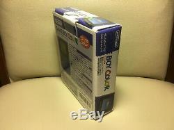New Unused Nintendo Game Boy Color Console Purple GBC Japan F/S