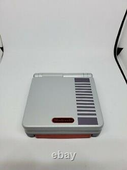 Nintendo Game Boy Advance GBA SP NES Classic Edition System AGS 001