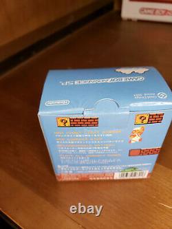 Nintendo Game Boy Advance SP Famicom Color LOT 5 Games Mini Case Mario Zelda
