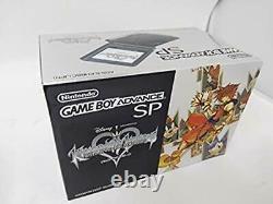 Nintendo Game Boy Advance SP Kingdom Hearts Console GBA GameBoy Disney Sora