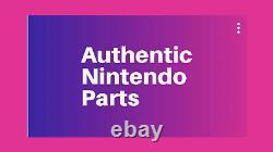 Nintendo Game Boy Color Cgb-001 Authentic Original Restored New Glass Lens