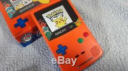 Nintendo Game Boy Color Console Pokemon 3rd Anniversary Version From Japan