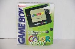 Nintendo Game Boy Color Edition Kiwi Handheld System
