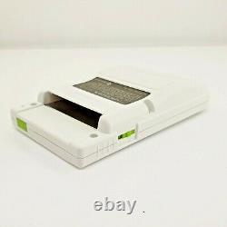 Nintendo Game Boy Color (GBC) Console White Custom Re-Shell & LCD Backlight Mod