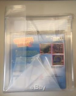Nintendo Game Boy Color GBC MOTOCROSS MANIACS 2 VGA 90 Gold Level Rare Grail