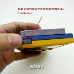 Nintendo Game Boy Color GBC System Backlight Backlit Brighter Mod Pokemon