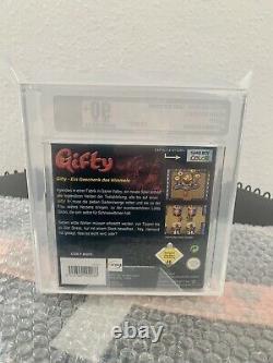 Nintendo Game Boy Color Gifty VGA Gold 90+ NM+/MT neu No WATA / UKG