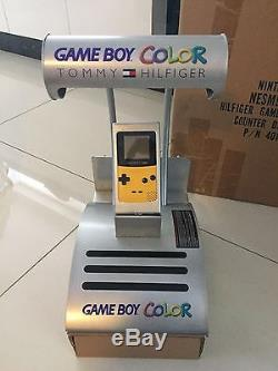 Nintendo Game Boy Color Kiosk Store Display Nos Unused Gameboy Rare