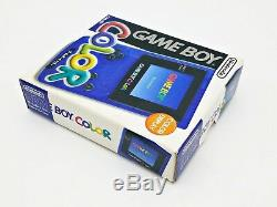 Nintendo Game Boy Color Midnight Blue Boxed Toy's R us LE Japan Import