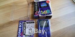 Nintendo Game Boy Color Panasonic Alcaline Limited Edition