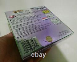 Nintendo Game Boy Color Pokemon Crystal Version GB Authentic 100% Original