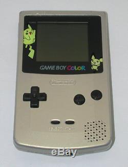 Nintendo Game Boy Color Pokemon Gold-Silver Limited