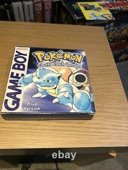 Nintendo Game Boy Color Pokemon Special Edition boxed Plus Pokemon Blue Version