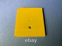 Nintendo Game Boy Color Pokemon Yellow Pikachu Open Box Mint