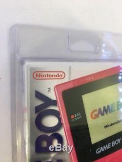 Nintendo Game Boy Color Rose Neuve Sous Blister Rigide