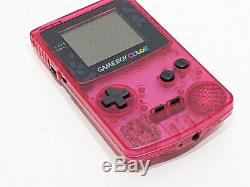 Nintendo Game Boy Color Sakura Taisen Limited Edition Japan Import