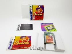 Nintendo Game Boy Color Shantae OVP mit Anleitung in Schutzhülle
