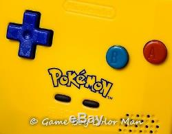 Nintendo Game Boy Color Special Pikachu Edition Console Only Mint Condition