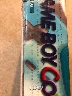 Nintendo Game Boy Color Teal New in Box Sealed (NIB)