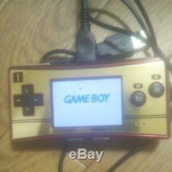 Nintendo Game Boy Micro NES color from jAPAN