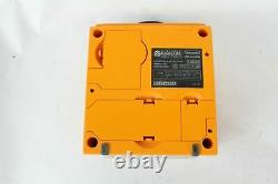 Nintendo Game cube game boy player Console Startup orange Box Tested working B5A