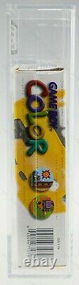 Nintendo GameBoy Color GBC Handheld Dandelion Holostrip 1999 SEALED VGA 80+