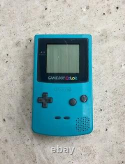 Nintendo GameBoy Color Set Pokemon Yellow Original / 11 Games / Case