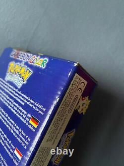 Nintendo GameBoy Colour GBC Pokemon Pikachu Special Edition Unopened