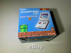 Nintendo GameBoy Game Boy Advance SP Famicom Color Japan Brand New