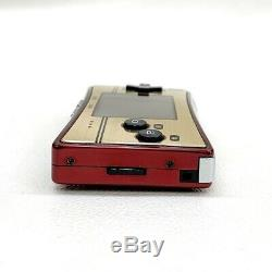 Nintendo GameBoy Micro 20th Anniversary Edition Famicom Color