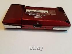 Nintendo GameBoy Micro 20th Anniversary Edition Famicom Color from japan import