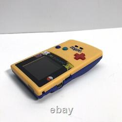 Nintendo Gameboy Color Backlit IPS LCD Screen Mod Custom Pokémon Edition