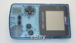 Nintendo Gameboy Color Console ANA Limited Edition / TESTED 9834
