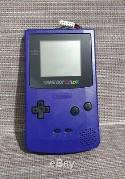 Nintendo Gameboy Color Development Is-cgb-emulator Intelligent Systems Wideboy