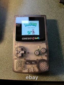 Nintendo Gameboy Color GBC Backlit Backlight TFT Screen Mod Glass Screen Lens