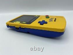 Nintendo Gameboy Color Konsole Pokemon Edition Special Edition OVP TOP