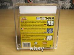 Nintendo Gameboy Color Pokemon Pinball Vga 85+ Nm+ Gold Ovp Neu