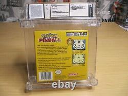 Nintendo Gameboy Color Pokemon Pinball Wata 9.2 A++ / Ovp No Vga No Ukg