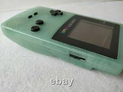 Nintendo Gameboy Color TOYSRUS Japan Limited Edition Ice Blue Console-c0711