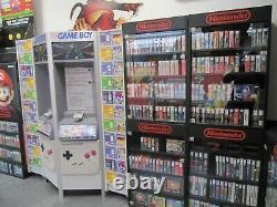 Nintendo Gameboy Color, Tetris DX Vga 85 Nm+ Neu Red Strip Ovp Rar