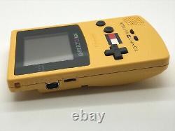 Nintendo Gameboy Color Tommy Hilfiger Special Edition Color Dandelion