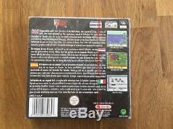 Nintendo Gameboy Color Zelda Links Awakening DX SEALED red strip neu PAL RAR