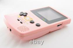 Nintendo Gameboy Color console Hello Kitty Special Box Pink