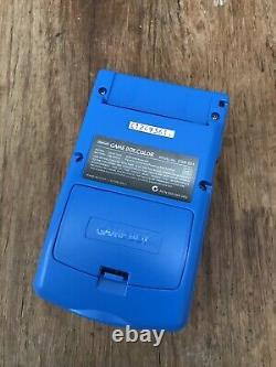 Nintendo Gameboy Colour Color Pokemon Anniversary Game Console IPS GBC Backlit